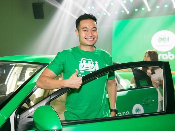 Ông Jerry Lim sẽ trở lại Singapore và tiếp tục làm việc cho Grab.