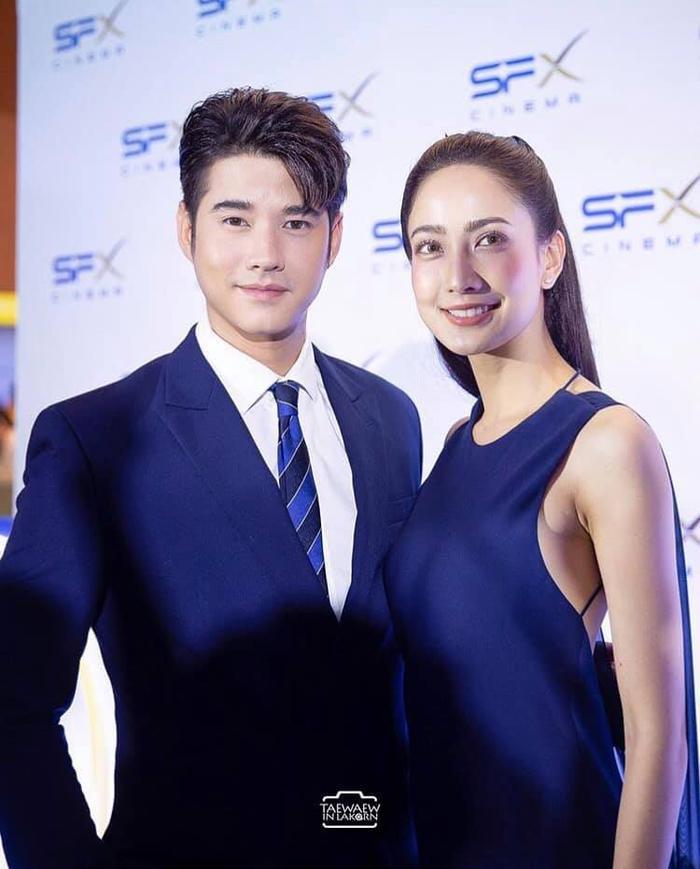 Mario Maurer tình tứ bên người tình màn ảnh Taew Natapohn, fan kêu gọi muốn thấy họ tái xuất màn ảnh nhỏ ảnh 3
