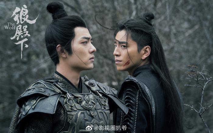 Các tạo hình của Tiêu Chiến trong phim ảnh Hoa ngữ: Khó lòng vượt qua Ngụy Vô Tiện, Lang điện hạ kéo nhan sắc đi xuống ảnh 7