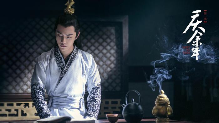 Các tạo hình của Tiêu Chiến trong phim ảnh Hoa ngữ: Khó lòng vượt qua Ngụy Vô Tiện, Lang điện hạ kéo nhan sắc đi xuống ảnh 12