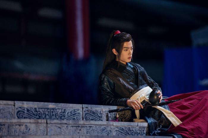 Các tạo hình của Tiêu Chiến trong phim ảnh Hoa ngữ: Khó lòng vượt qua Ngụy Vô Tiện, Lang điện hạ kéo nhan sắc đi xuống ảnh 15