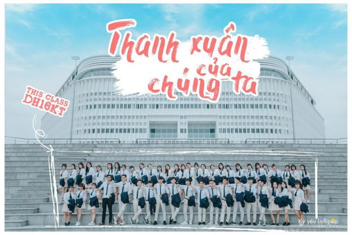 Được biết, lớp DH16KT thuộc khoa Kinh Tế của trường ĐH Nông Lâm TPHCM – một trong những khoa nổi tiếng với nhiều hotboy, hot girl của trường.