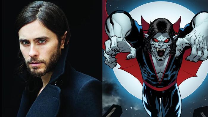 """Tài tử Jared Leto vào vai chính trong dự án """"Morbius""""."""