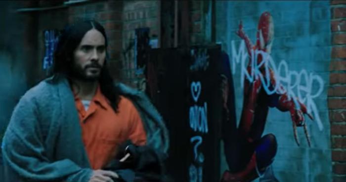 """Bức vẽ Spider-Man bị bôi xấu hàm ý về những diễn biến xảy ra trong """"Far From Home""""."""