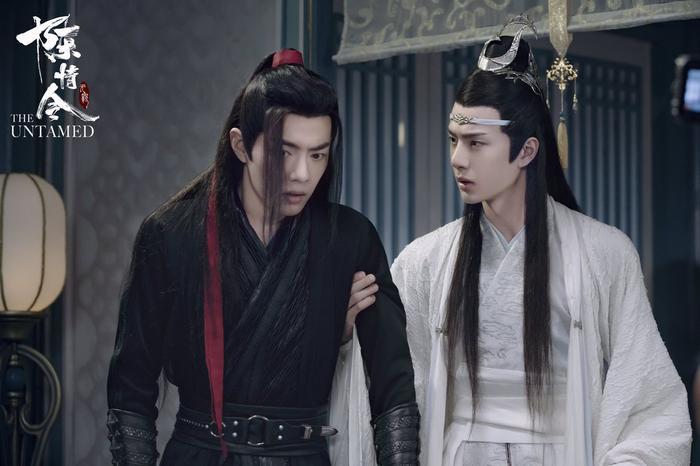 Sao chép biểu cảm của Tiêu Chiến, Dương Tử bị fans của nam chính Trần Tình Lệnh và Vương Nhất Bác trách mắng ảnh 3
