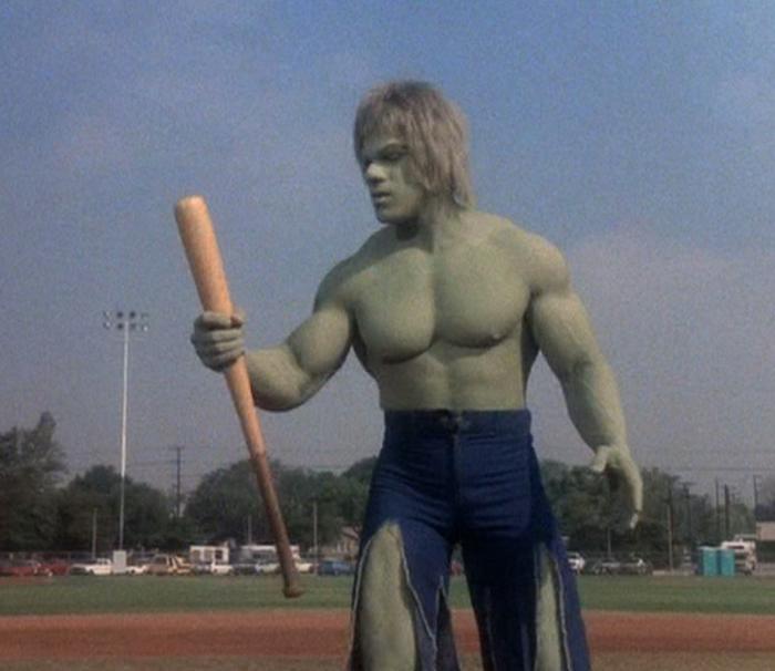 Phiên bản Hulk của thế kỉ trước.