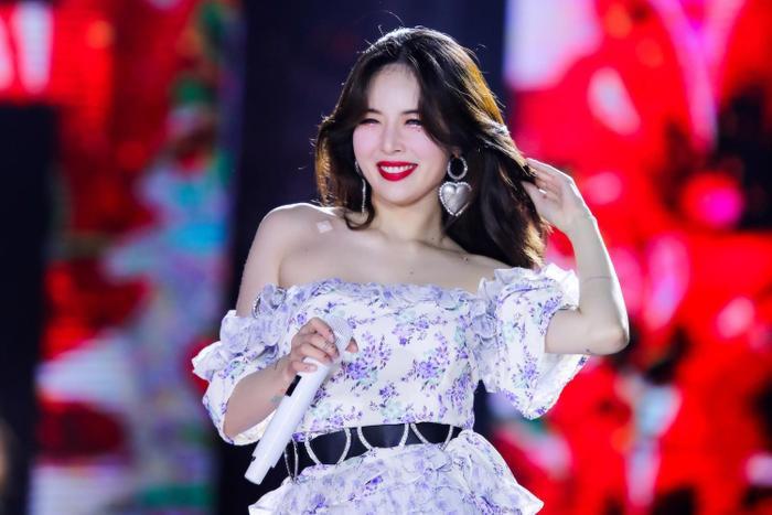 """Nữ thần HyunA """"gây thương nhớ"""" bằng vẻ đẹp đáng yêu của mình."""