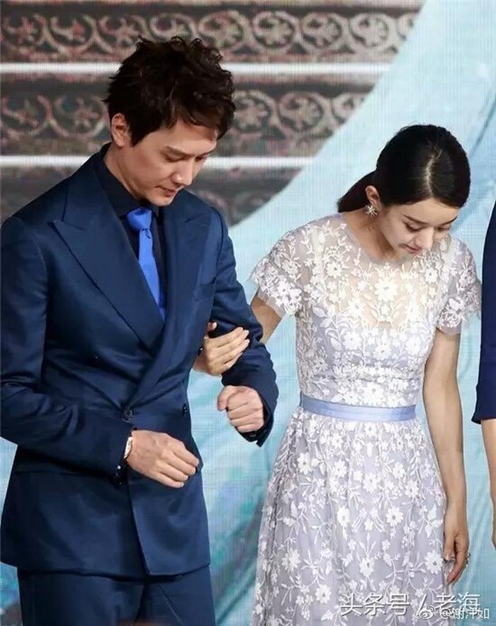 Phùng Thiệu Phong và Triệu Lệ Dĩnh sẽ tổ chức hôn lễ vào dịp Valentine sắp tới, phù dâu phù rể đã chọn xong? ảnh 8