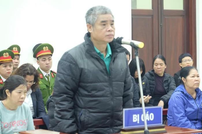 Bị cáo Doãn Quý Phiến.