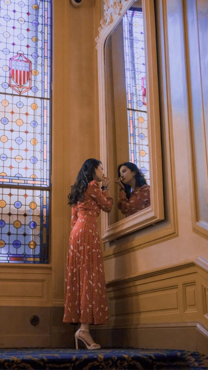 Đụng váy Công nương Kate, Lưu Diệc Phi chẳng kém cạnh mà còn tỏa sáng theo cách riêng