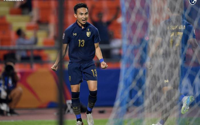 U23 Thái Lan xuất sắc lọt vào vòng tứ kết.