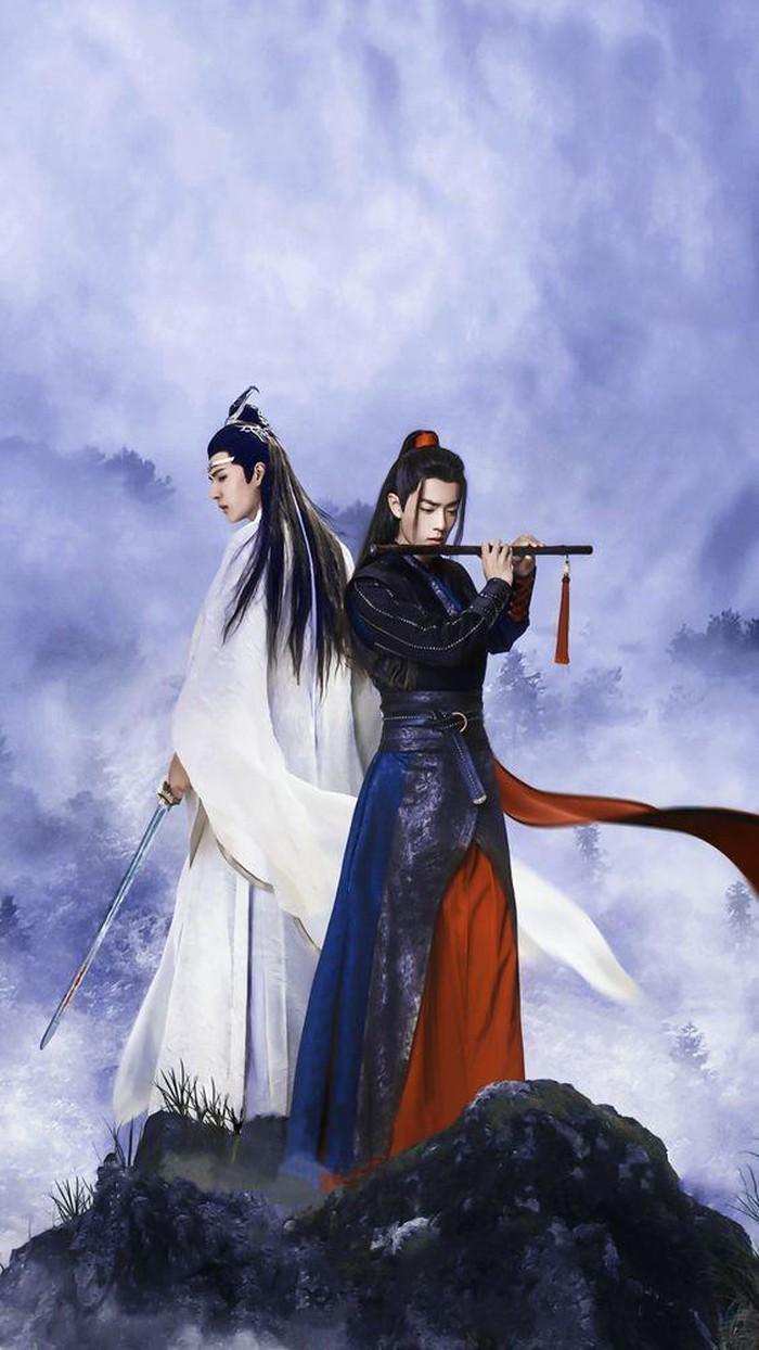 Vong Tiện của Trần Tình lệnh  Vương Nhất Bác và Tiêu Chiến là cặp đôi nổi tiếng và được bàn luận sôi nổi nhất trong năm 2019 ảnh 14