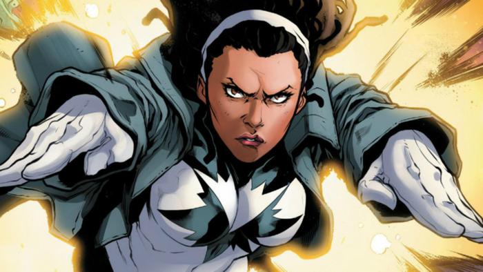 MonicaRambeau trong nguyên tác truyện tranh
