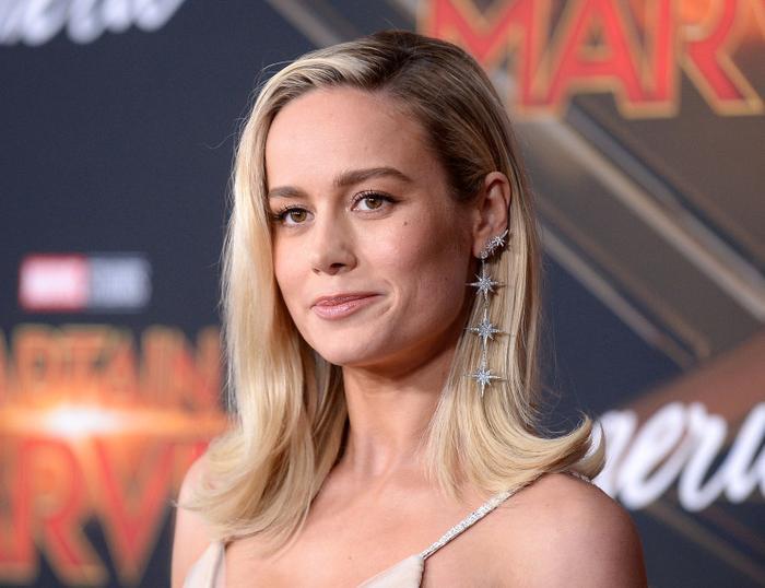Nữ diễn viên Brie Larson
