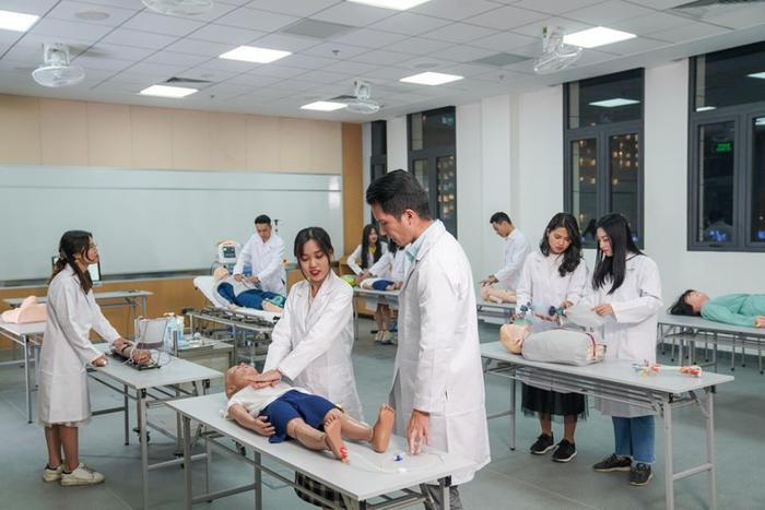 Phòng thực hành dành cho sinh viên