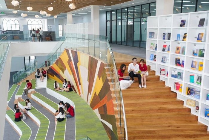 Các phòng chức năng cũng được trường đầu tư chỉnh chu nhằm phục vụ tốt nhất cho quá trình học tập của sinh viên
