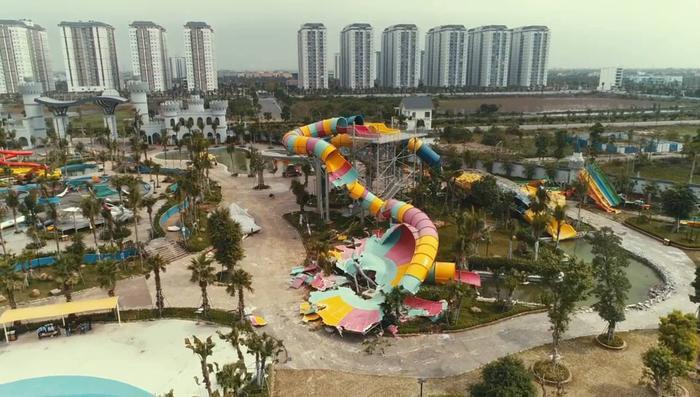 Tại công viên nước này đã xảy ra 2 vụ đuối nước khiến 2 trẻ tử vong