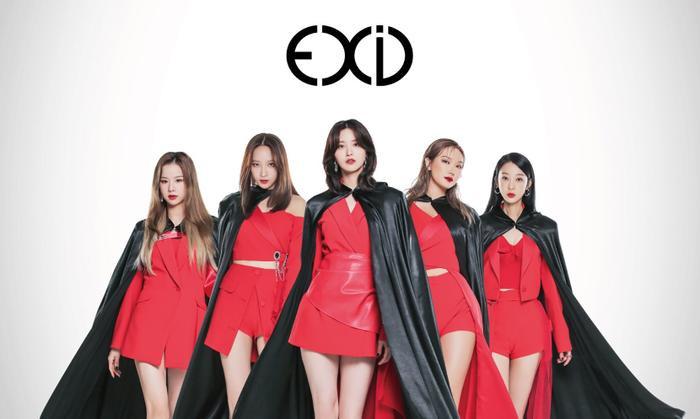 EXID chỉ còn 3 thành viên là Hyerin, LE, Solji gia hạn hợp đồng với Banana Culture
