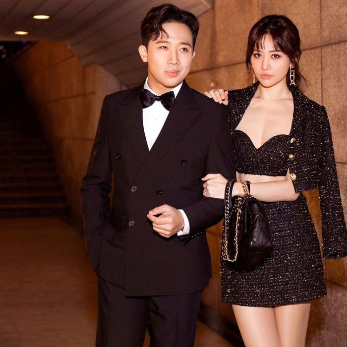 Đăng ảnh cực sang nhưng vợ chồng Trấn Thành Hari Won lại bị soi photoshop quá liều ảnh 0