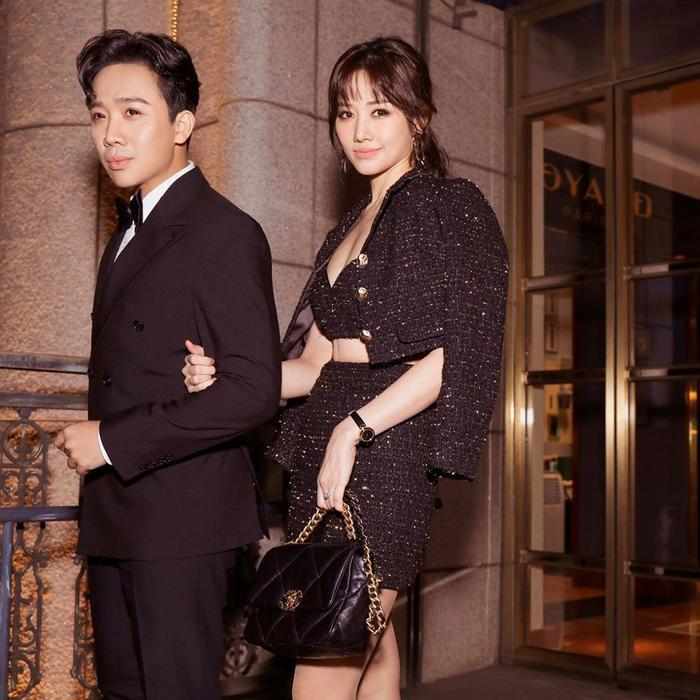 Đăng ảnh cực sang nhưng vợ chồng Trấn Thành Hari Won lại bị soi photoshop quá liều ảnh 3