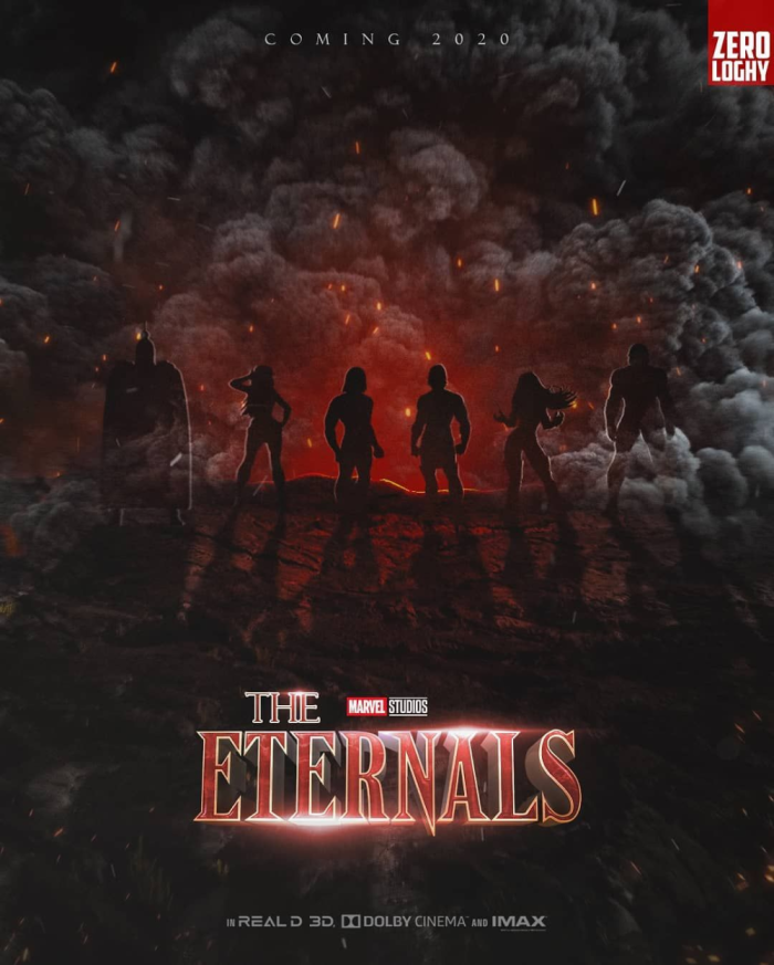 Poster phim The Eternals