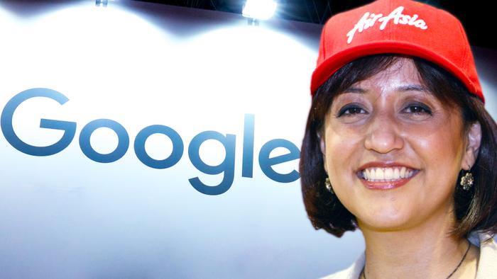 AirAsia-Google Cloud Academy là một hợp tác giữa RedBeat Ventures của AirAsia và Google Cloud. (Ảnh: Nikkei)