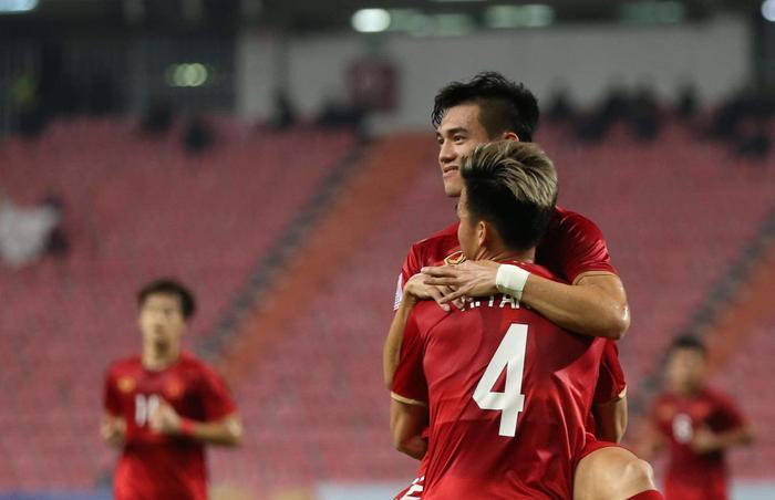 Tiến Linh là người ghi bàn duy nhất cho tuyển U23 Việt Nam tại VCK U23 châu Á 2020. (Ảnh:Ảnh: S.N)