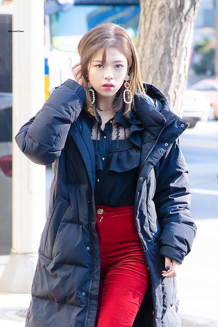 Cô nàngJeongyeon