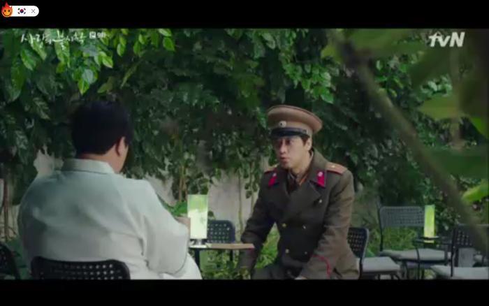 Jo Chul Kang xin lệnh khàm nhà Cục Trưởng Ri.
