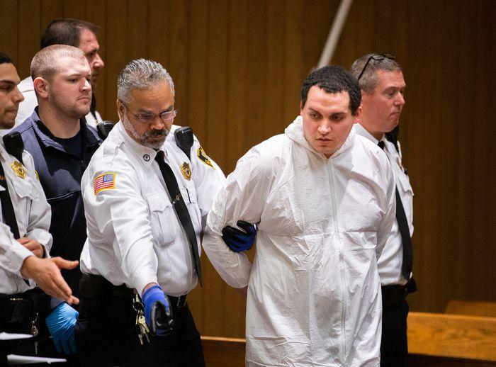 Miguel Rodriguez trong phiên xét xử.