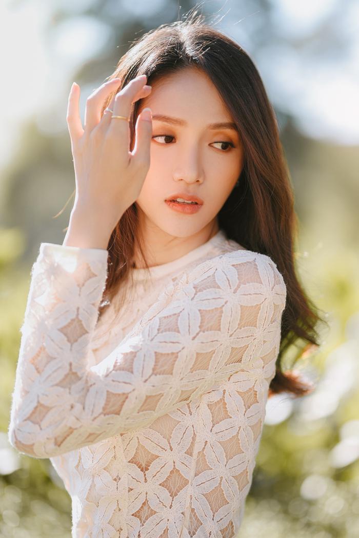 Vẻ đẹp ngọt ngào và cực kỳ thu hút của Miss International Queen 2018.