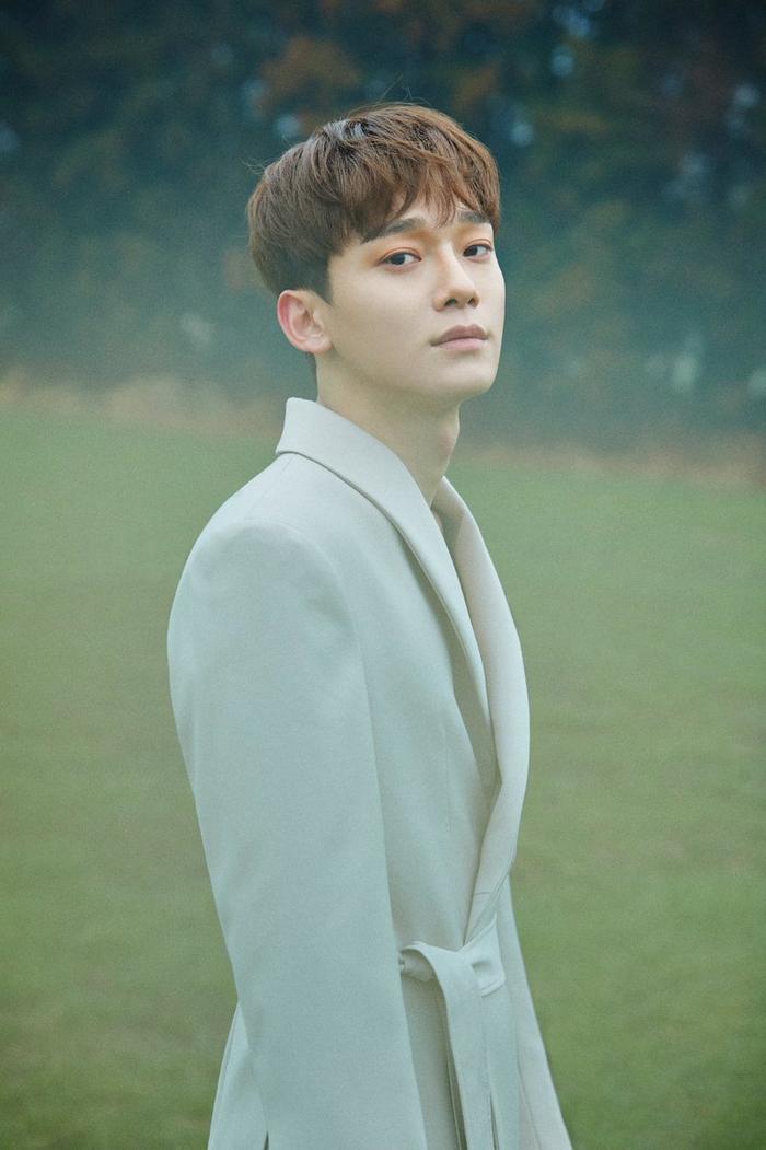 Chen hiện vẫn đang giữ im lặng sau thông báo kết hôn