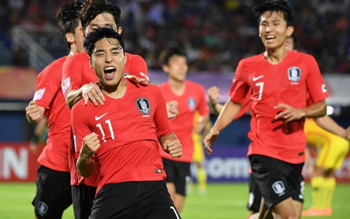U23 Hàn Quốc có mặt ở bán kết VCK U23 châu Á 2020.