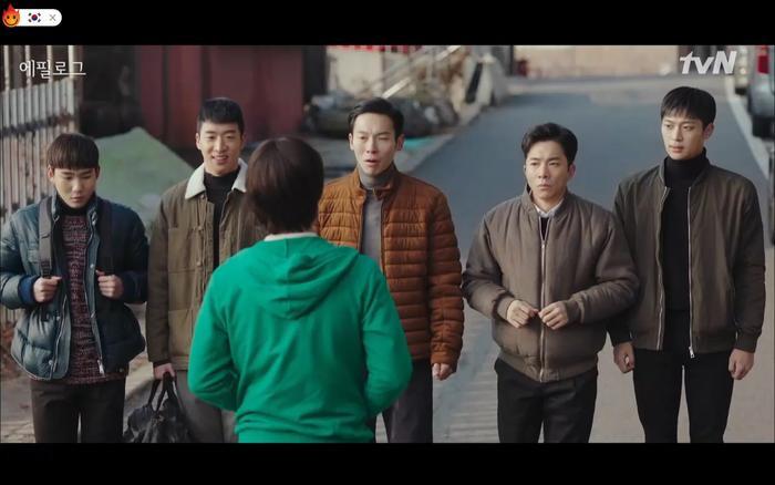 Kim Soo Hyun tái hiện vai diễn nổi tiếng của Ẩn Thân trong phần cameo Hạ cánh nơi anh ảnh 3