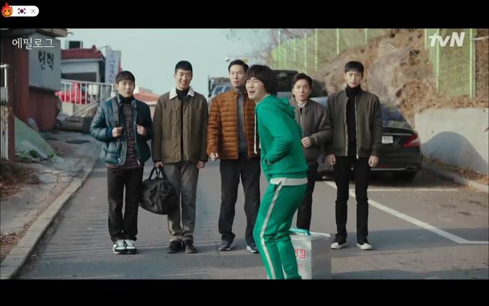 Kim Soo Hyun tái hiện vai diễn nổi tiếng của Ẩn Thân trong phần cameo Hạ cánh nơi anh ảnh 4