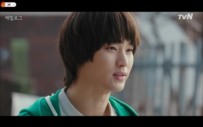 Kim Soo Hyun tái hiện vai diễn nổi tiếng của Ẩn Thân trong phần cameo Hạ cánh nơi anh ảnh 5