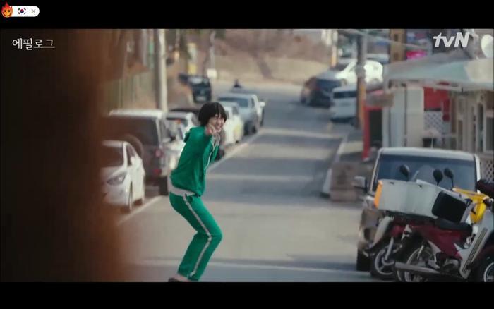 Kim Soo Hyun tái hiện vai diễn nổi tiếng của Ẩn Thân trong phần cameo Hạ cánh nơi anh ảnh 7