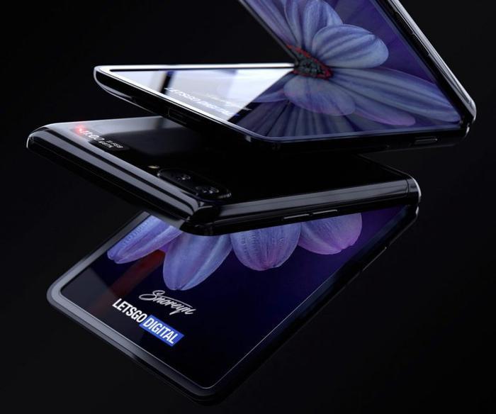 Một nguồn tin nói rằng Samsung thiết kế chiếc điện thoại này lấy cảm hứng từ những hộp phấn trang điểm của phái đẹp và vì thế nó nhắm đến đối tượng người dùng nữ giới. (Ảnh: letsgodigital)