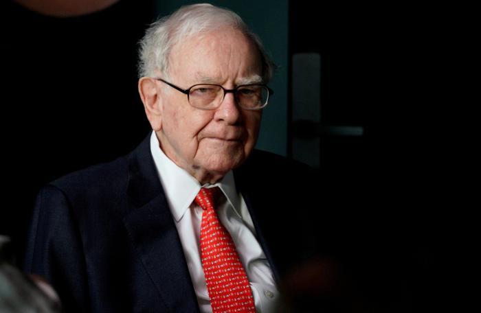 Đứng thứ 4 là danh sách làWarren Buffett với khối tài sản ròng trị giá khoảng 90 tỷ USD. (Ảnh: REUTERS/Rick Wilking)