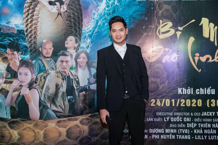 Bí mật đảo Linh Xà: Dàn diễn viên Việt Nam và quốc tế cùng đọ sắc thêm thảm đỏ ảnh 8