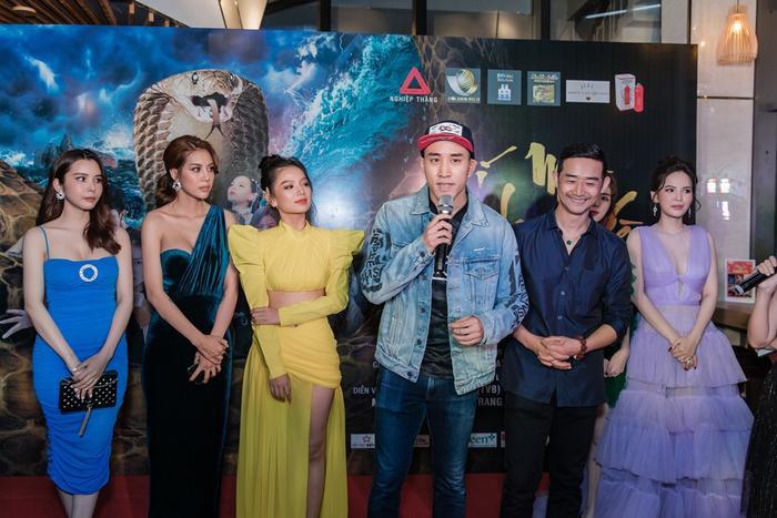 Nam diễn viên Dịch Dương đã chia sẻ nhiều điều trong quá trình làm phim