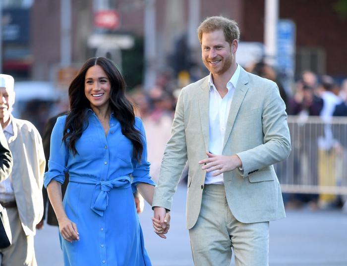 Bố của Meghan Markle chỉ trích vợ chồng Harry làm rẻ rúng Hoàng gia Anh ảnh 1