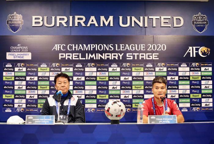 Bản tin thể thao hôm nay, CLB TP.HCM sẽ có chuyến làm khách đầy khó khăn trước CLB Buriram của Thai League.