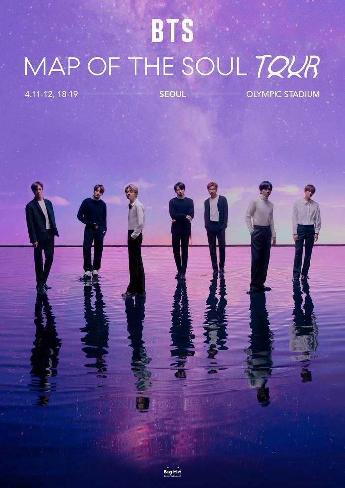 Chưa phát hành album, BTS đã công bố địa điểm và thời gian tổ chức Tour diễn mới ảnh 1