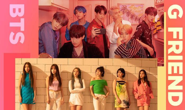 """BTS và GFRIEND chính thức về """"chung nhà"""" vào tháng 07/2019 sau khi Big Hit mua lại Source Music"""