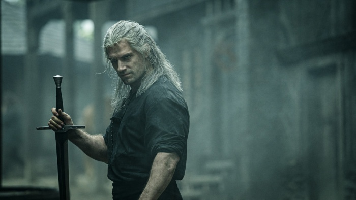 Henry Cavill trong vai Witcher