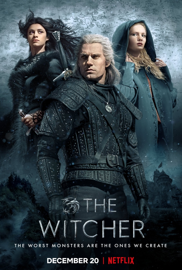 Poster series The Witcher