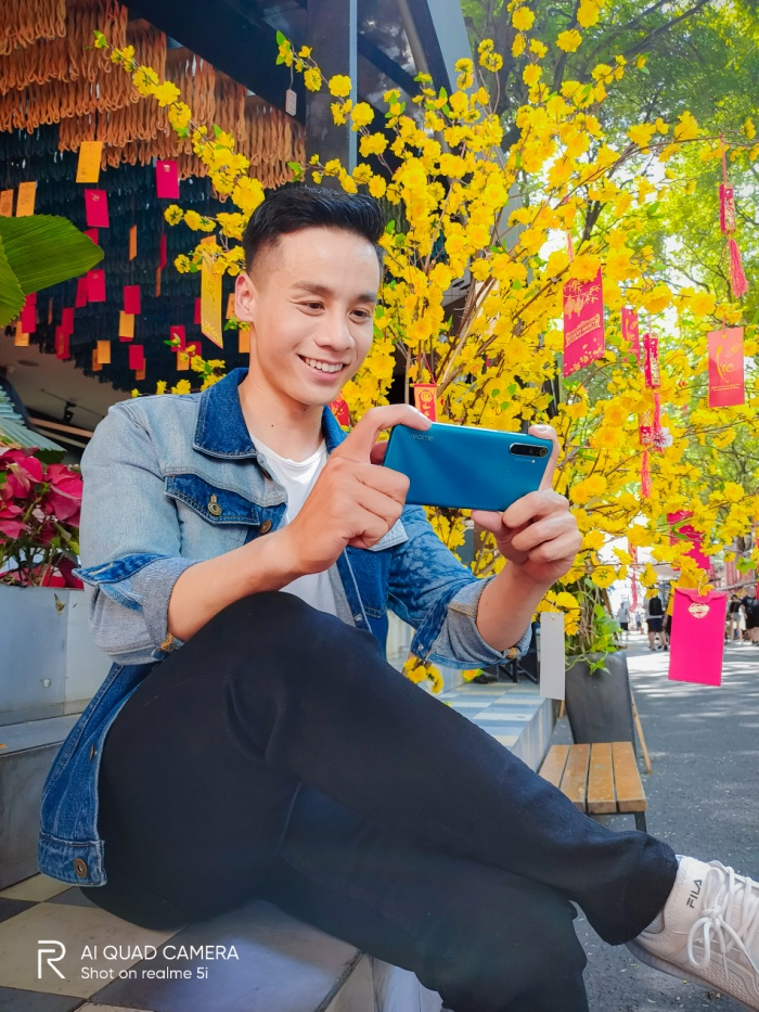 Nam vương Cao Xuân Tài gợi ý phong cách lịch lãm đón Tết ảnh 5