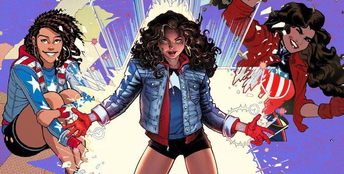 Doctor Strange 2 sẽ giới thiệu nhân vật hoàn toàn mới: America Chavez! ảnh 2