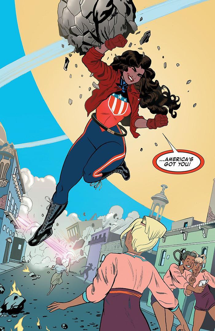 Doctor Strange 2 sẽ giới thiệu nhân vật hoàn toàn mới: America Chavez! ảnh 3